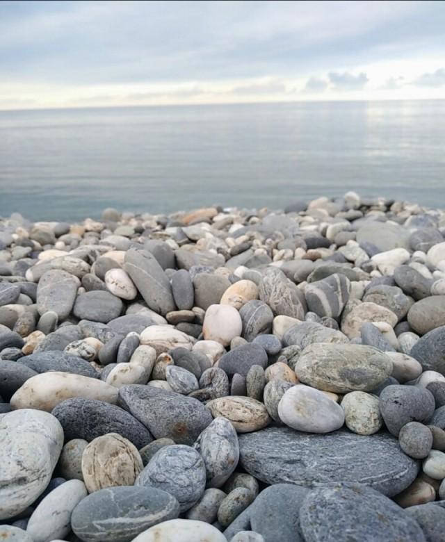 Qixingtan pebble beach