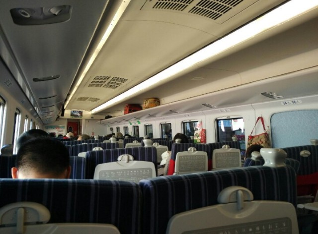 TRA Puyuma Train