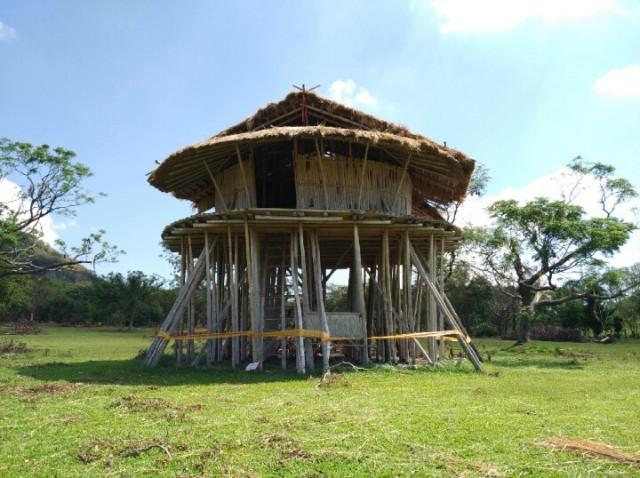 Tra Ku Ban house