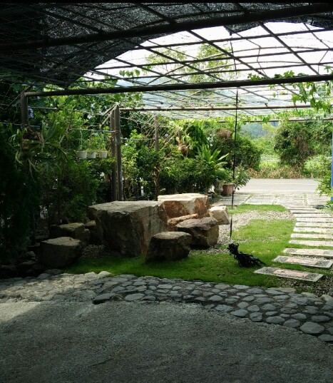 Jinpu Orchard fruit farm chill zone