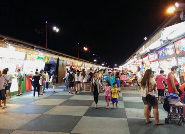 Hualien Dongdamen Night Market