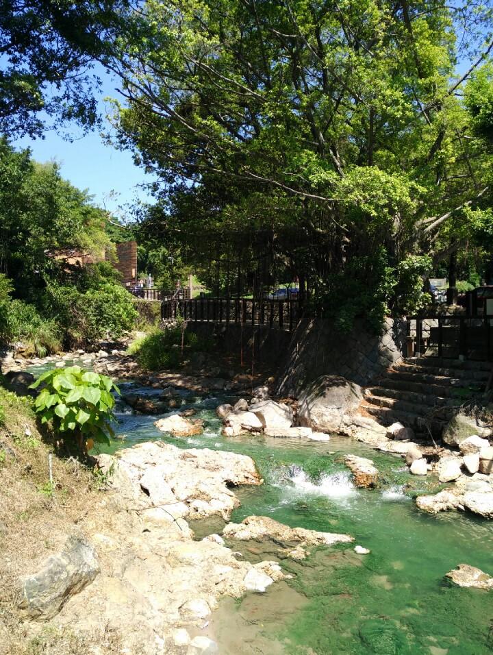 Beitou hot springs park
