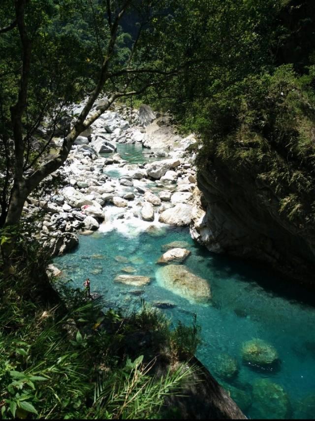 Hualien Mukumugi river
