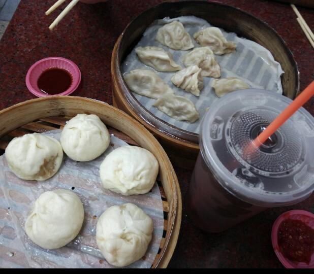 Cheap dumplings and xiaolongbao