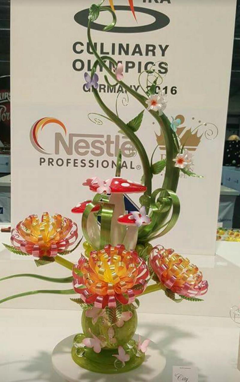 IKA Culinary Olympics - Singapore team