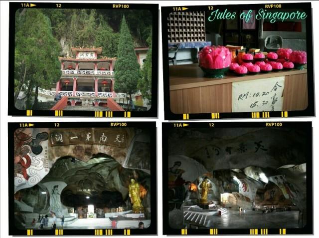 Ipoh Perak Cave Temple