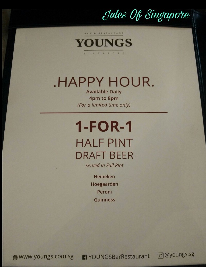 Youngs restaurant and bar