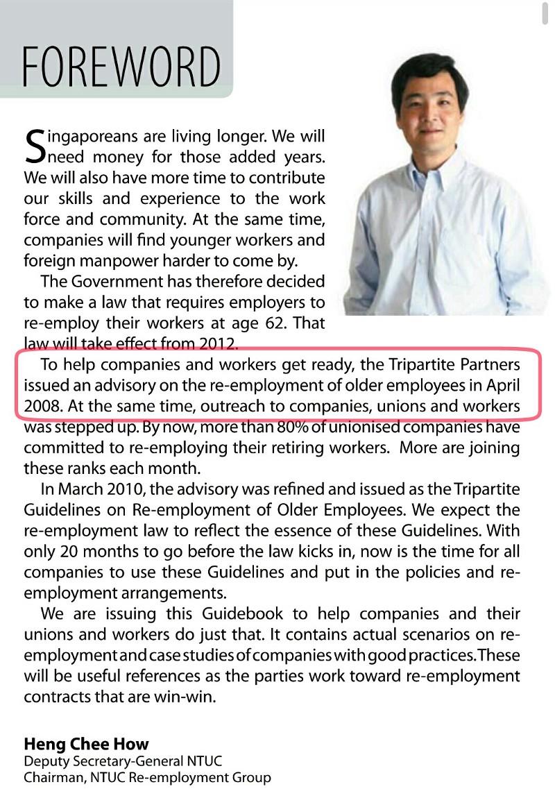 Heng chee how re-employment