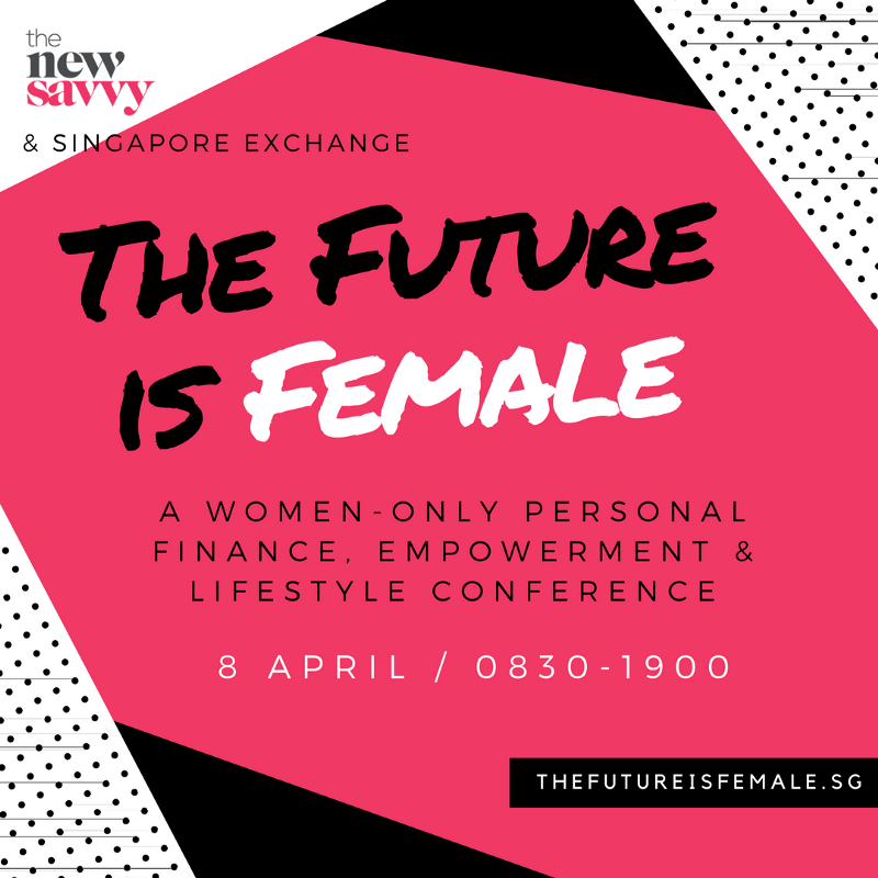 The future is female The New Savvy
