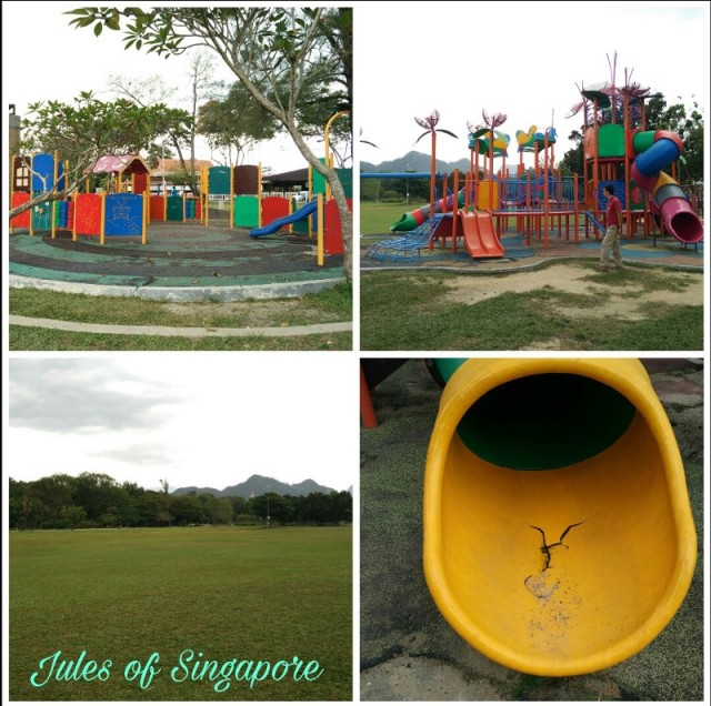 Taman Rekreasi Sultan Abdul Aziz ipoh playground