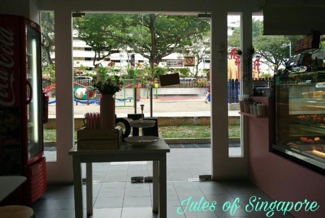 Naomi Kitchen café near Serangoon NEX Mall