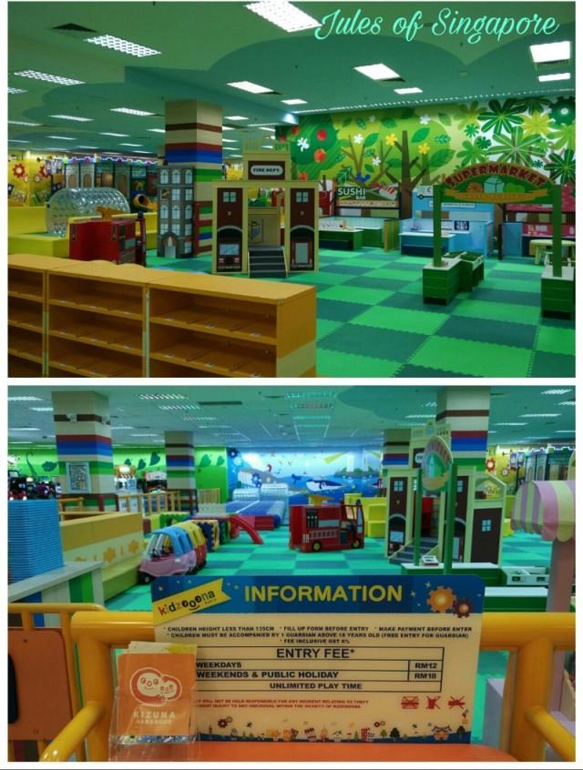 Aeon mall playground Taiping