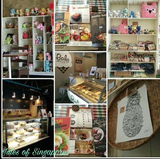 Ipoh cafe Zakka Loft