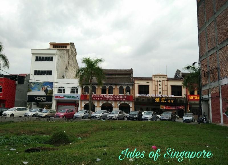 Taiping mr bbq