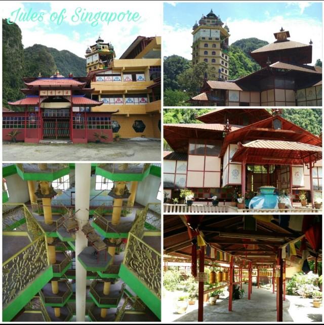 Ipoh Tibetan temple