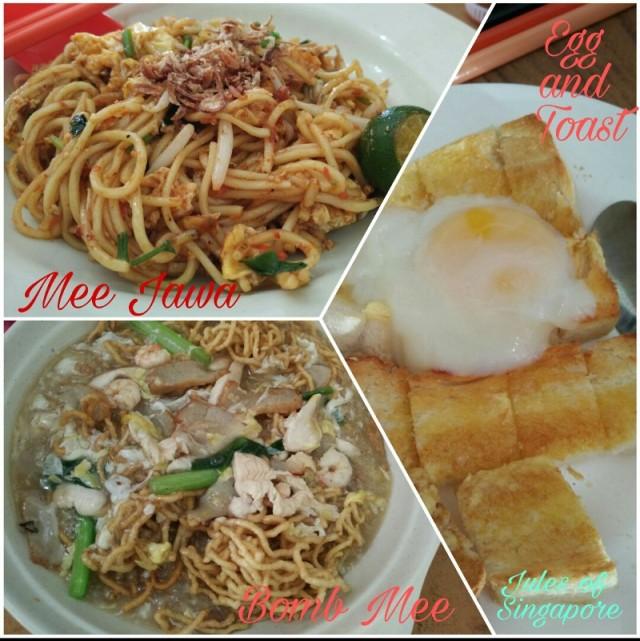 Taiping Lian Thong restaurant breakfast