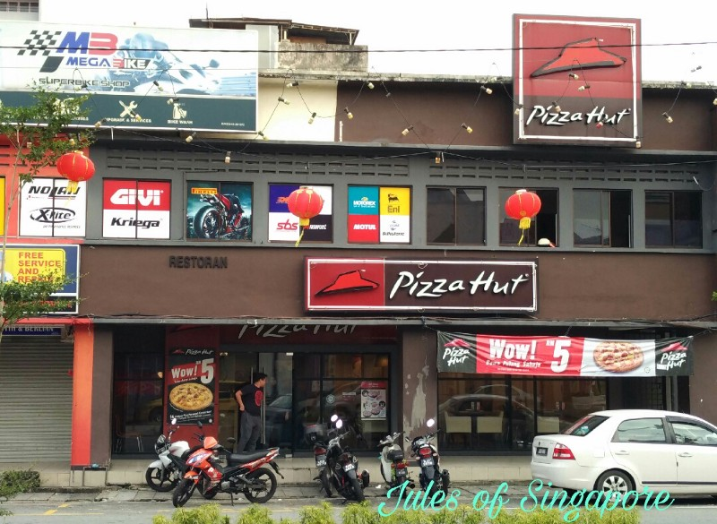 Taiping pizza hut