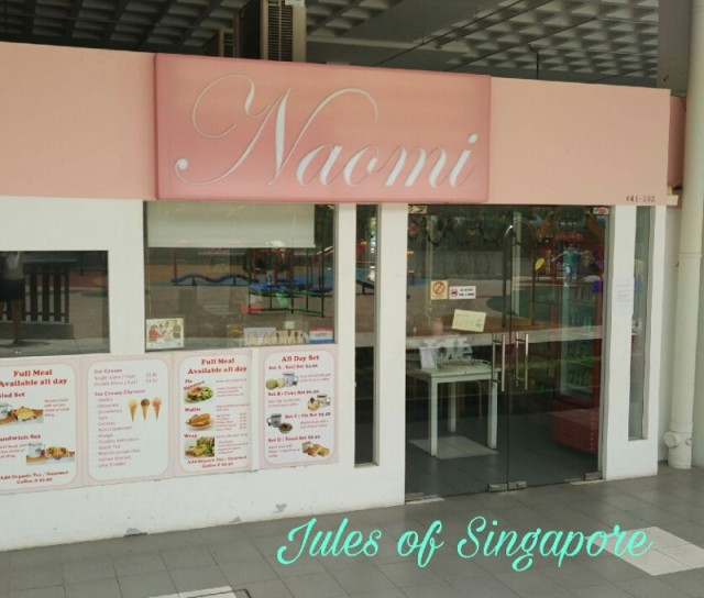 Naomi Kitchen At Serangoon Good Location Pretty Decor