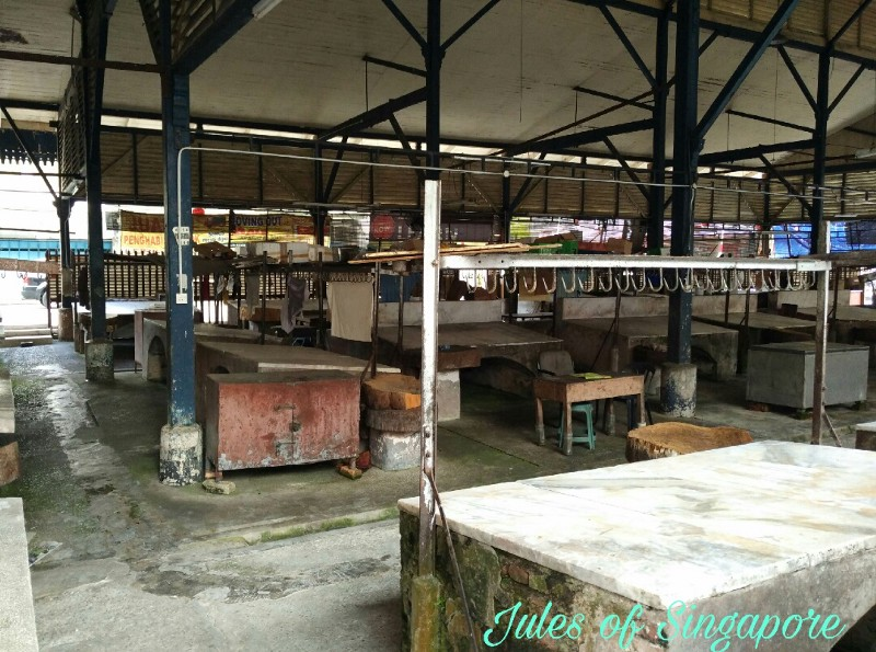 Taiping wet market