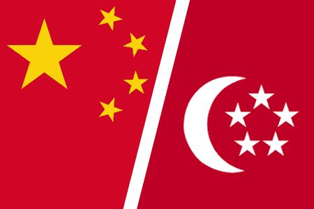 Singapore China PRC