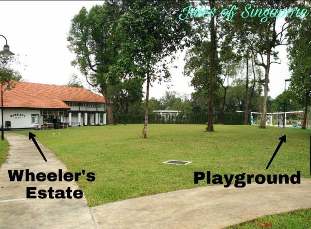 Seletar Aerospace Park The Oval playground