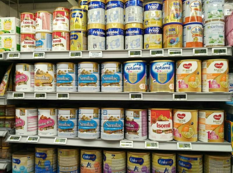 Milk powder Singapore